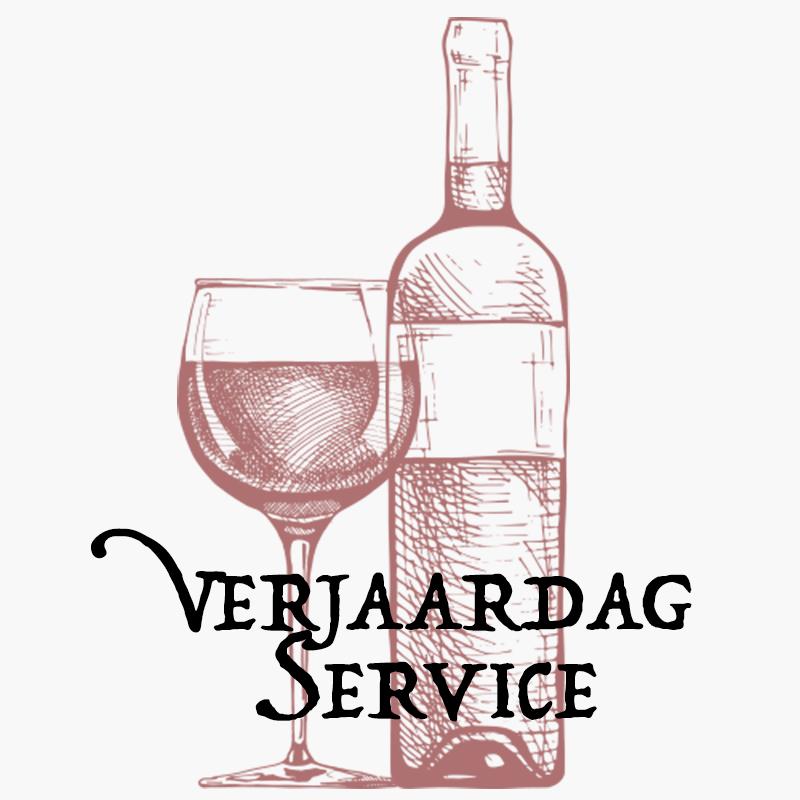 wijn cadeau | verjaardagsservice door wijnkado.nl