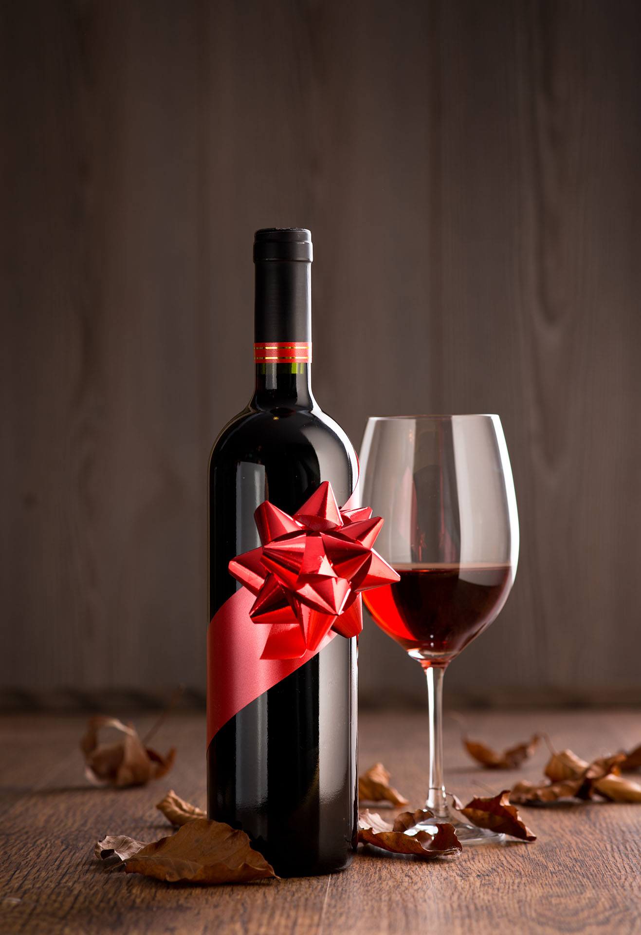 fles wijn versturen