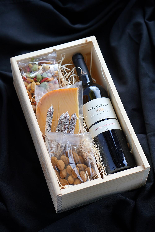 Wijnkado Kerstpakket - Relatiegeschenk